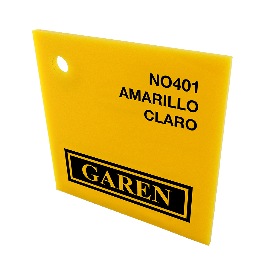 NO401-Amarillo claro