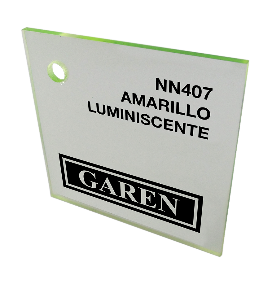 NT107-Amarillo luminiscente